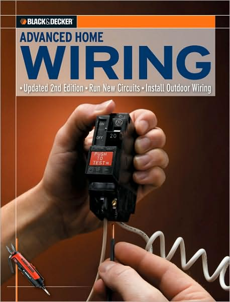Once homeowners have mastered the surprisingly easy techniques for basic repair of switches, outlets and light fixtures, they�re ready for the real cost savings that come with installing entire circuits all by themselves. Advanced Home Wiring is the book for those readers.   The original 1992 edition quietly become one of the all-time best sellers among books on wiring for homeowners, selling more than half a million copies.  Many readers of the original book reported saving thousands of dollars by installing their own circuit wiring in room additions and for major remodeling projects. This new edition continues the tradition, with all the original information, plus key new projects� all updated to reflect the recent changes in electrical codes across North America.