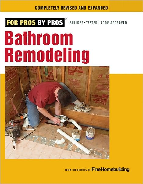 Bathroom remodels of every size and shape continue to be popular renovation projects. One, because they can truly enhance a home's appeal. And two, because they can be done on any budget. Now, with a fresh design and expanded, up-to-date content, the newest edition of the best-selling Bathroom Remodeling is a must-have for pros and passionate amateurs. Written by builders from all over the country, including some of Taunton's most well-respected authors, the articles showcased here were originally published in Fine Homebuilding magazine. Expert guidance covers all the components of a bathroom renovation: design, tiling, lighting, heating, and ventilation.