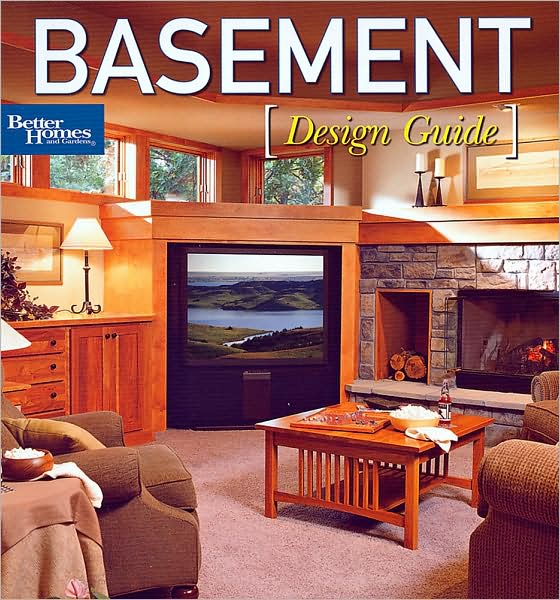 For basements that need more than a fresh coat of paint, the Basement Design Guide is a great place to start. This book offers step-by-step instructions on designing and planning the project, as well as practical advice for staying on budget, working within local building codes, choosing low-maintenance materials, and keeping moisture, fire codes, and heating and cooling in mind. Full-color photos throughout the book showcase stylish yet attainable basements complete with the newest design trends, from paneling to lighting to home entertainment systems.