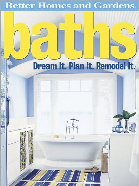 *All-new edition features design, materials, and storage ideas to remodel or add a great bathroom.   *New bathroom organizer section shows how to maximize storage space.   *Advice on selecting the best hardworking surfaces for floors, countertops, walls, and cabinets.   *Up-to-date information onchoosing plumbing fixtures, lighting, hardware, and more.   *Inspiring photos and detailed advice help homeowners create the best plans and make stylish choices.