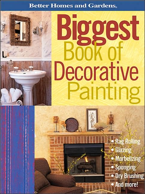 The most comprehensive and up-to-date compilation of decorative painting information to hit the market.    Illustrated step-by-step format will inspire, motivate, and guide readers confidently through a variety of painting projects.   Detailed instructions show how-to techniques for decorative painting on walls, floors, and furnishings.   Filled with exciting new effects, techniques, and materials that will help readers turn an ordinary room into something extraordinary.