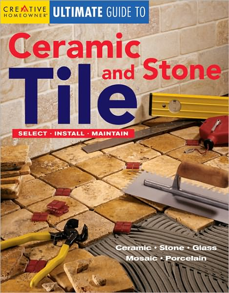 Everything a do-it-yourselfer needs to know about tiling floors, walls, counters, patios, and more can be found in Ultimate Guide to Ceramic & Stone Tile. Design and planning information helps readers prepare the site and select the right tile–ceramic, stone, vinyl, glass, and more. Chapters on tools and materials feature how-to photo sequences so even novices can tackle tile projects successfully. The emphasis is on solid, durable installations that can stand up to years of use in kitchens, baths, and other areas. The book also covers exterior applications, and includes a practical and complete guide to repairing and maintaining existing tile.