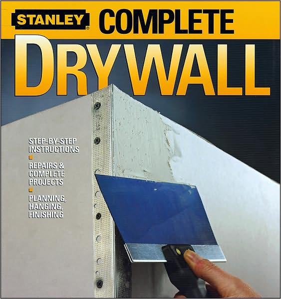 •Complete step-by-step instructions for building or repairing walls and ceilings.
