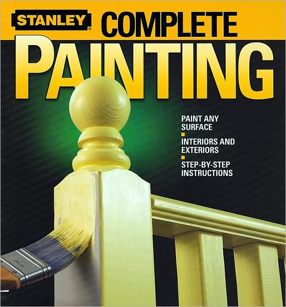 *Complete information on how to choose the right color and the best paint products for any surface, inside or outside the home.    *Beyond outside walls, instruction on how to paint trim, fences, gates, porches, and decks.   *Bonus information for the overwhelmed: how to select and hire a contractor to do some—or all!—of the job.   *Surface-by-surface instructions for painting aluminum, steel, galvanized steel, fiberglass, plastics, and even pools, plus a chapter on clear and specialty finishes.