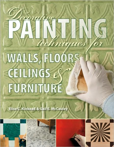 "In Decorative Painting Techniques for Walls, Floors, Ceilings and Furniture you'll discover stylish home décor solutions for walls, floors, ceilings, and furniture. Hiring a professional interior designer or painter costs a fortune, and you're often left with a cold and calculated look predetermined by what is ""popular"" in other people's homes. Instead of paying big bucks for what other people want, trust your own instincts and do it yourself. Not only will you save money but you'll have fun painting and enjoy the satisfaction of doing it yourself."