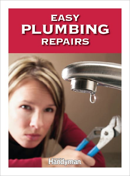For 50 years, The Family Handyman magazine has been helping DIYers get things done and save money. Now we've packed our best plumbing repairs into one book!   Easy Plumbing Repairs offers proven solutions to the most common plumbing problems, from drippy faucets and leaky pipes to clogged drains and misbehaving toilets. No need for plumbing experience—Easy Plumbing Repairs is filled with detailed instructions and step-by-step color photos. It's advice from professional plumbers, simplified for DIYers.