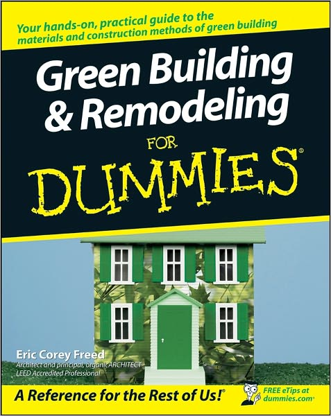 Want to build responsibly, reduce waste, and help preserve the environment? Green Building & Remodeling For Dummies is your friendly, step-by-step guide to every facet of this Earth-friendly method of construction. Building a home�even a green home�uses plenty of resources and energy. This practical, hands-on book shows you how to build or remodel conscientiously, whether your dream home is a simple remodel or a brand-new multimillion-dollar mansion.   You�ll start by identifying green materials and sizing up potential systems and construction sites. You�ll weigh the pros and cons of popular green building methods and identify opportunities for saving money in the long run. Need to find some green professionals to assist you in your venture? We�ll help you do that, too. This book will also help you discover how to:   *Understand the lifecycle of building materials   *Choose the right system for your green building project