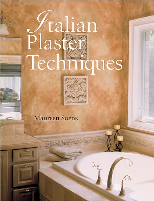 Once reserved for highly trained artists, the techniques for creating Italian plasterwork are now available to all. With the help of the newest user-friendly materials, and these incredibly detailed and wonderfully illustrated instructions, do-it-yourselfers can easily create exquisite wall treatments. The focus here is on acrylic plasters--particularly Polished or Venetian Plaster and Textured Plaster--and their many possible applications. Find out about tools, color schemes, and surface preparation, as well as every single step involved in applying the plaster. Drying times, adding a topcoat, burnishing, polishing, and glazing: it's all covered. Do crosshatch, stenciling, Venetian lace patterns, and lots more. The lovely finishes range from old world Tuscany to contemporary iridescent, and they're displayed in inspirational photos of finished homes.