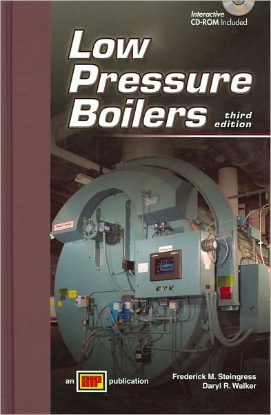 "Low Pressure Boilers, the industry leader among boiler operation textbooks, includes new coverage of personal protective equipment, burner control systems, steam principles, and emission analysis and control. An updated ""Cooling Systems"" chapter covers refrigeration principles and equipment, chilled water systems, and refrigerant recovery procedures. Boiler systems and related equipment are depicted in full-color illustrations complemented by concise text. This textbook is recommended by many licensing agencies for use as a study aid in preparing for licensing examinations. Low Pressure Boilers is a must for operators of boiler systems used in hotels, apartment buildings, schools, and other large institutions."