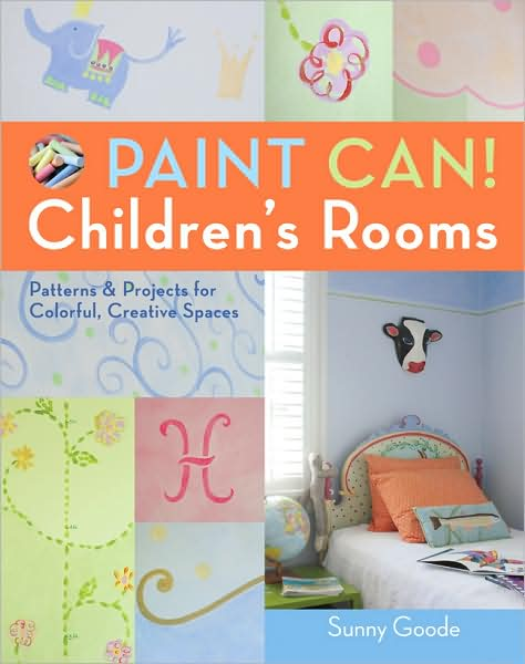 "The irrepressible Sunny Goode explores how decorative painting can work for children's rooms—with happy results that will delight any kid. She's created imaginative, fun rooms for little babies, for playing and growing in (ages 4?8), and for thinking and dreaming (designed for 9?12 year-olds). These are bright, safe, and personal spaces of color and lightness. Goode shows how to embellish a nursery with marching elephants or cheerful dots, wrap a girl's room in bands of vivid color, and create a ?creature feature"" pattern with blue alligators. An introduction discusses paint basics, and illustrated ?You Can Do It!"" sections interspersed throughout present important techniques."