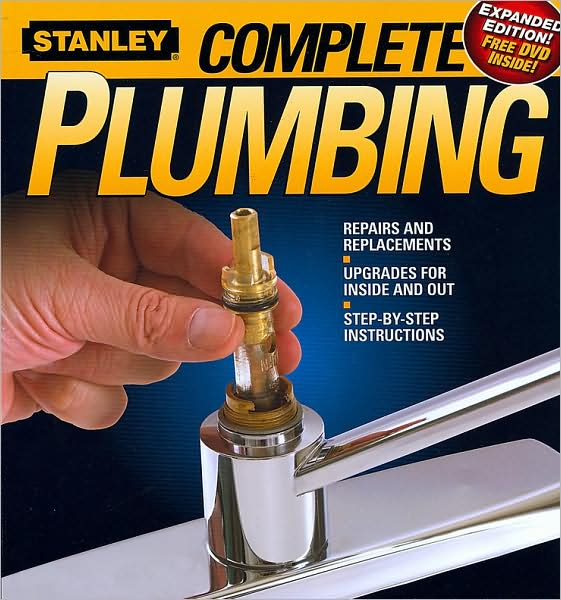 *Step-by-step guide to the skills, tools, and materials needed for common plumbing repairs and maintenance projects.   *Includes Stanley Pro Tips and pre-start checklists to ensure that every plumbing project is a success.   *Hundreds of detailed photos and illustrations guide homeowners through every project from start to finish.