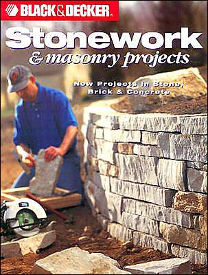 Now you can add the natural stone and other masonry materials to your landscape. Stonework & Masonry Projects provides the information you need to do the work yourself – easily and economically. In an easy-to-follow format, this book demonstrates basic masonry techniques and provides simple, step-by-step instructions illustrated by clear, colorful photography.   Covers stucco, glass block, hypertufa and tile in addition to traditional masonry materials. -- Offers more than 20 complete step-by-step projects.