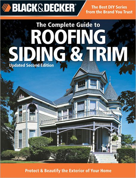 The Complete Guide To Roofing, Siding & Trim covers all traditional materials, from traditional wood lap siding, brick, concrete block, stucco, stone veneer and wooden shakes, to vinyl, raised metal roofing, and cementitious sidings. Important new tends in materials, like EPDM, architectural, fully bonded selvedge edge and pyramid shingles, are also discussed. In addition to complete installation information, the book includes comprehensive methods for repairing problems with existing surfaces, as well as routine finishing and refinishing information.