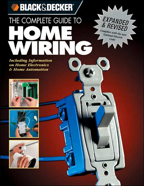 "Earlier editions of The Complete Guide to Home Wiring sold more than 500,000 copies, and this expanded new book includes all the tried-and-true projects from earlier editions, updated to feature the latest fixtures. The book now meets the requirements of the 2005 National Electrical Code, including important changes for bathroom, kitchen and utility area wiring. No book is more complete when it comes to traditional wiring, but this is only the beginning. One of the biggest challenges facing homeowners today is hooking up the many electronic components they own-computers and printers, home theaters and surround-sound systems, CD and DVD and DVR units, to name a few. Getting electronics to operate together correctly has its own dedicated chapter on how to solve this common source of frustration. You'll learn everything you need to know about home media connections, including how to create a high-definition home theater  with surround-sound. And the newest wave in home wiring is to lose the wires altogether. Technologies with names such as ""Bluetooth"" and ""wi-fi"" are creating homes with fewer and fewer wires and greater and greater freedom of movement and communication. The final chapter in this book covers this exciting technology, and will show you how to integrate computers, printers, telephones, audio and video equipment, and more-all with no wires attached."