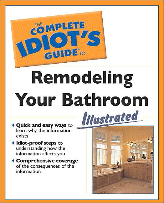 A step-by-step bathroom overhaul-with both ideas and hands-on help. From concept to completion, this guide can help anyone design, plan, and execute the remodeling of a bathroom. Written in the series' Illustrated format, the book combines text with more than 300 photos and illustrations to give readers ideas for how to transform their tired bathrooms into the spas of their dreams.