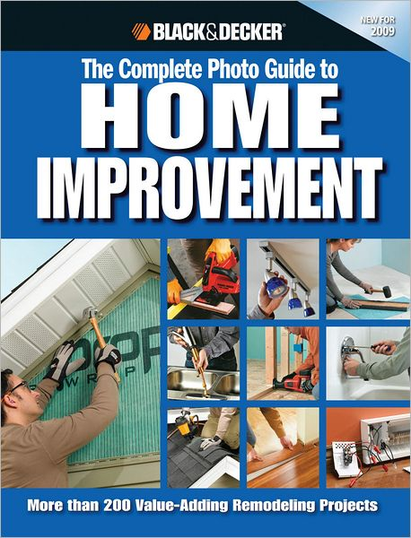This comprehensive bible of remodeling information and projects focuses on the significant projects that help homeowners add real value to their homes while bettering their lifestyles. Unlike other books, The Complete Photo Guide to Home Improvement isn�t diluted with basic home repairs, but gives readers foolproof instructions on more than 200 blockbuster home remodeling projects.