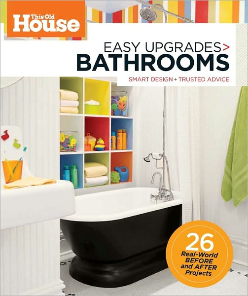Get the bath you've always wanted at a price you can afford, with help from the most trusted name in home improvement.   What's inside:   *Before and After Pictures - Dozens of real-world remodels offer creative solutions to common bath-design challenges.   *Layouts That Work - Detailed floor plans show how to arrange even the most awkward space for maximum comfort and functionality.   *All the Right Details - Find the materials, fixtures, and accessories to create the look you want, from vintage revivals to contemporary spa-like spaces.   *Inspiring Photo Galleries - More than a hundred photos of finished rooms will help you get started, including his-and-hers baths, kids' baths, family baths, and relaxing retreats.   *Great Pro Advice - This Old House's experts share design tips and great takeaway ideas that you can make your own, no matter the size of your bath or your budget.