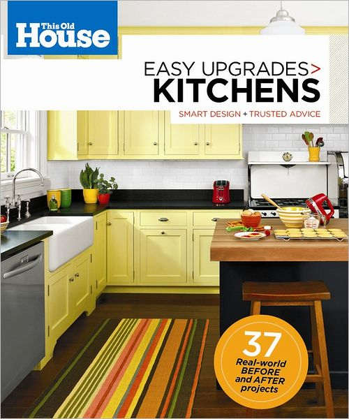 In Easy Upgrades: Kitchens, readers get the kitchen they've always wanted at a price they can afford with help from the experts at This Old House, the most trusted name in home improvement. Easy Upgrades: Kitchens focuses on the way people remodel now-budget-conscious and user-friendly with upgrades that maximize comfort, utility, and home value. Using real-world examples rather than sky's-the-limit fantasy projects, Easy Upgrades helps readers solve their most frequent complaints about the spaces in their homes. From chapters on All-in-the-Family Kitchen, The Colorful Kitchen, to The Right Kitchen for You and The Budget Kitchen, Easy Upgrades: Kitchens shows readers the smartest and most cost effective improvements they can make to increase the value and livability of their homes. Easy Upgrades: Kitchens also includes pro advice from expert contractors offering solutions that work, creative ways to do more with less, help with steering clear of common pitfalls, and advice on how to protect a remodeling investment after the job is done. This Old House has been the leading authority on home improvement for over 30 years. When it comes to remodeling, This Old House experts have seen and done it all, which means readers get the benefit of time-tested experience and proven results.