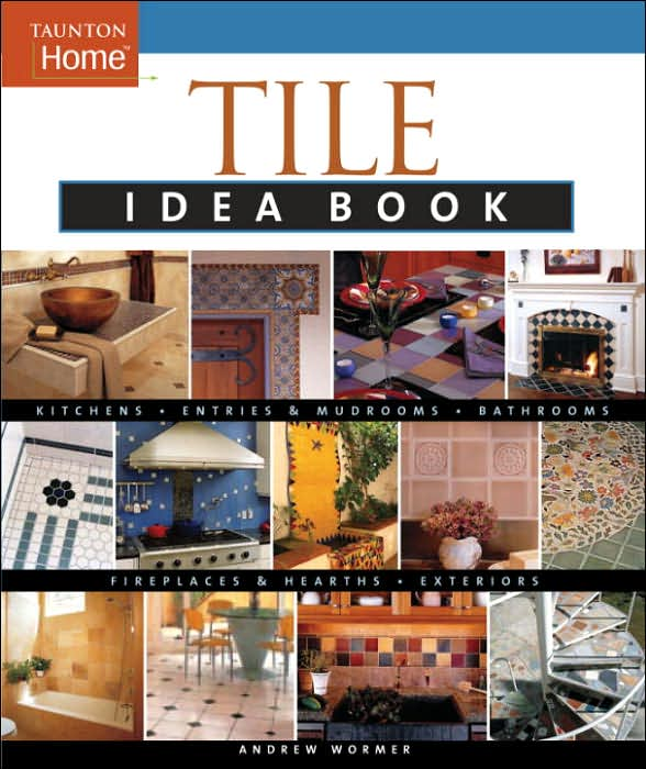 Tile has been transformed in the popular imagination from a pedestrian material to a sought-after design element. Home centers, specialty tile shops, and Internet sources offer the average homeowner an amazing range of mass-produced, handmade, and custom tile types made of materials including ceramics, natural stone, metal, and glass. Organized by room, with chapters covering kitchens, bathrooms, living spaces, entries, and mudrooms, Tile Idea Book presents hundreds of photographs showing the effects created by all the major types of tile available today when installed in different settings: large rooms, such as kitchens, and small ones, such as bathrooms and entryways. It shows how color, pattern, and texture can be used to create special effects on floors and walls and provides specific information on how to recreate these effects. Also covered is the decorative use of tile in fireplaces and hearths, wainscoting, stairs, and halls, as well as in exterior settings such as terraces and patios.